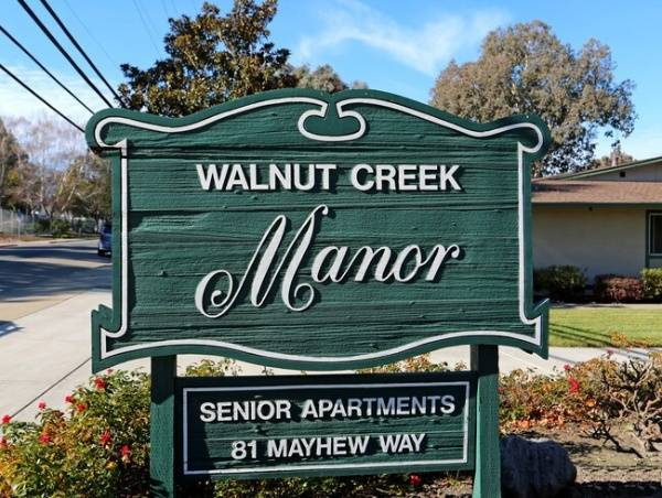Walnut Creek Manor - Walnut Creek, CA