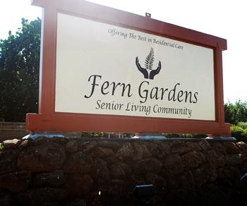 Fern Gardens Senior Living Community in Medford, OR