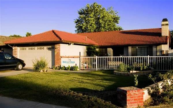 Betty's Home in Bakersfield, CA