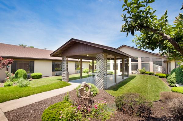 Wesleyan Health & Rehabilitation Center in Marion, IN