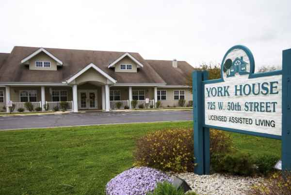 York Place in Marion, IN