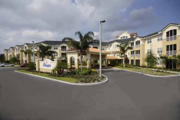 Allegro Inspired Senior Living in Stuart, FL
