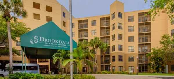 Brookdale Palm Beach Gardens In Palm Beach Gardens