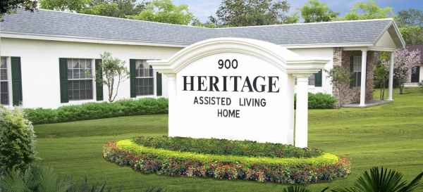 Heritage Assisted Living Facility in Tavares, FL
