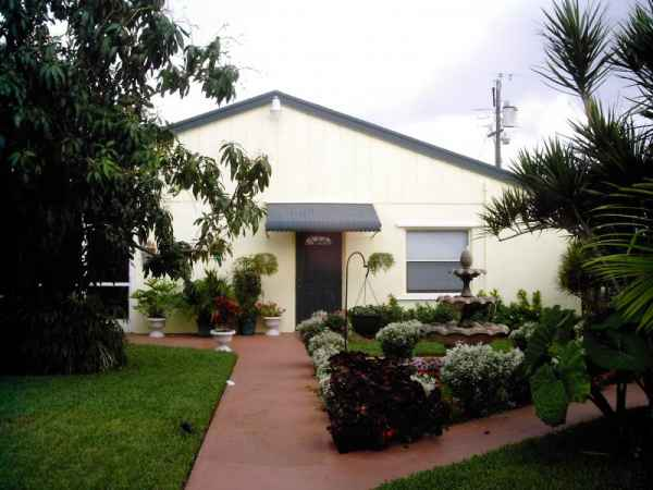 Hidden Garden Assisted Living In West Palm Beach Florida