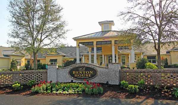 Benton House of Brunswick in Brunswick, GA