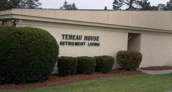 Tebeau House in Waycross, GA