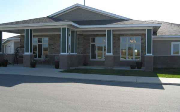 Whispering Willow Assisted Living and Memory Wing in Fredericksburg, IA
