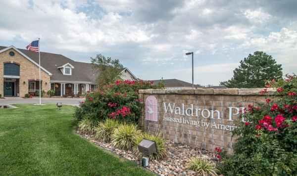 Waldron Place in Hutchinson, KS