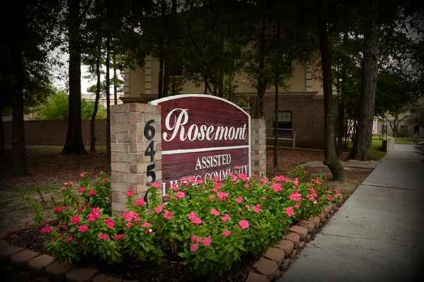 The Rosemont Assisted Living in Kingwood in Kingwood, TX