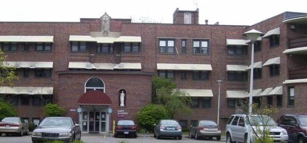 St. Joseph Manor in Detroit, MI