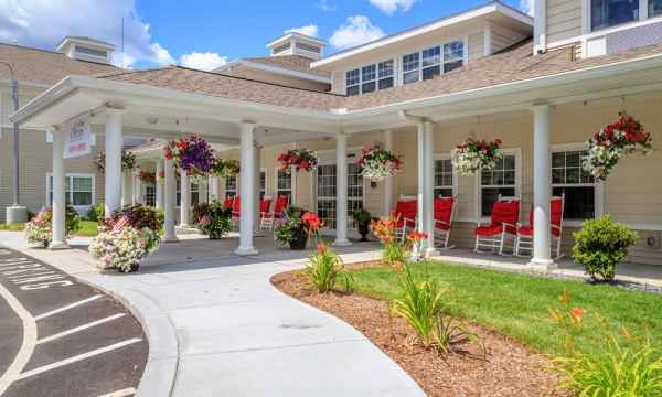 All American Assisted Living at Raynham in Raynham, MA