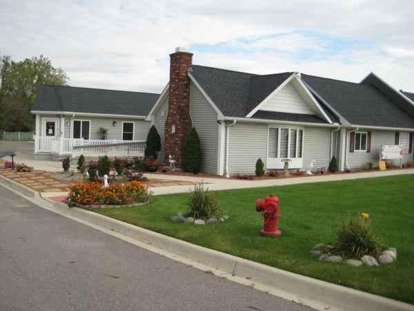 Wadhams Valley Senior Community in Lenox Township, MI