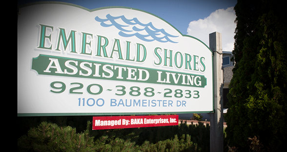 Emerald Shores Assisted Living in Kewaunee, WI