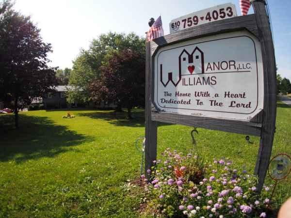 William's Manor in Wind Gap, PA