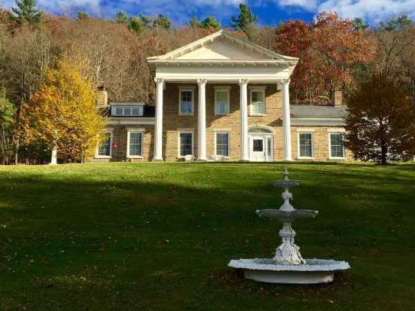Woodside Hall in Cooperstown, NY