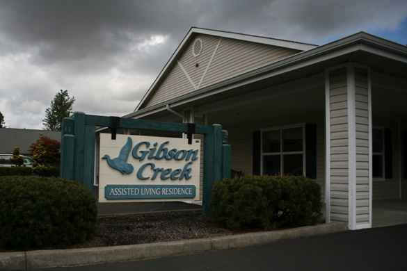 Gibson Creek Retirement & Assisted Living Community in Salem, OR