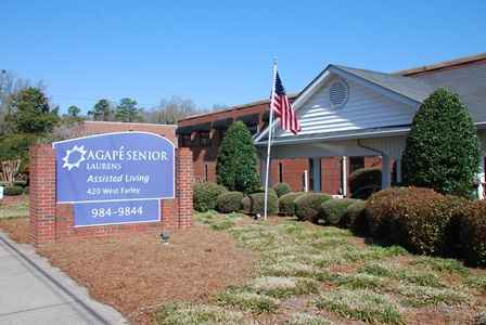 Agape Senior Assisted Living - Laurens in Laurens, SC