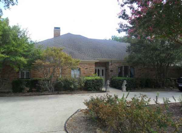 Willow Creek House in Allen, TX