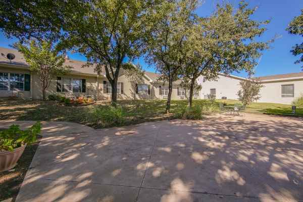 Ashwood Court in North Richland Hills, TX