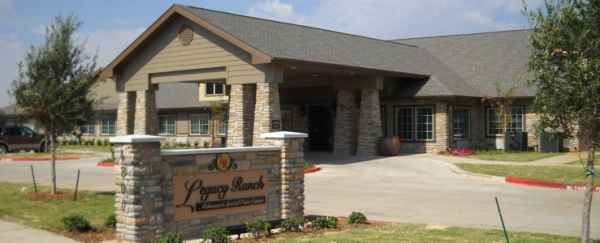 Legacy Ranch Alzheimer's Special Care Center in Midland, TX
