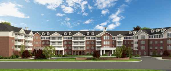 The Crossings at Chantilly in Herndon, VA