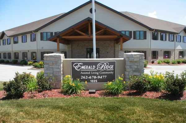 Emerald Ridge Assisted Living in Hartford, WI
