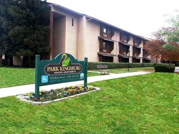 Parks Kingsburg Senior Apartments in Kingsburg, CA
