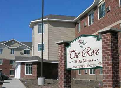 The Rose of Des Moines in Des Moines, IA