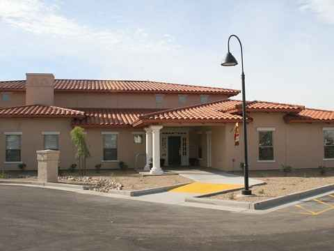 Barton House in Scottsdale, AZ