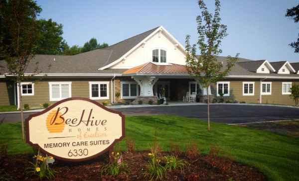 Beehive nursing home avie home for Hive homes