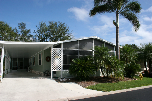 The Resort on Carefree Boulevard in Fort Myers, FL