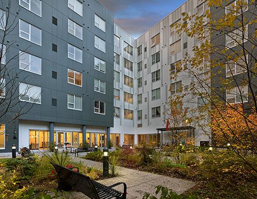 John C. Anderson Apartments - Philadelphia, PA