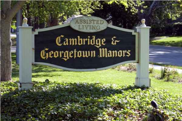 Georgetown and Cambridge Manors in Grandville, MI