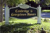 Georgetown and Cambridge Manors