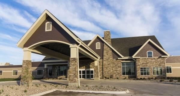 Prairie Ridge Care Center in Orange City, IA