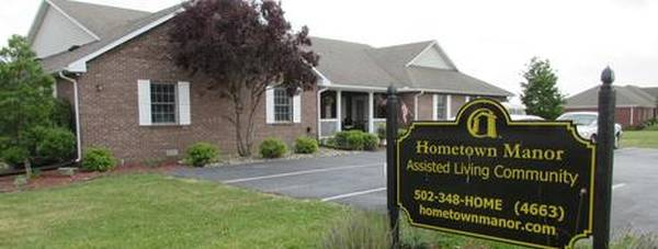 Hometown Manor Assisted Living - Bardstown