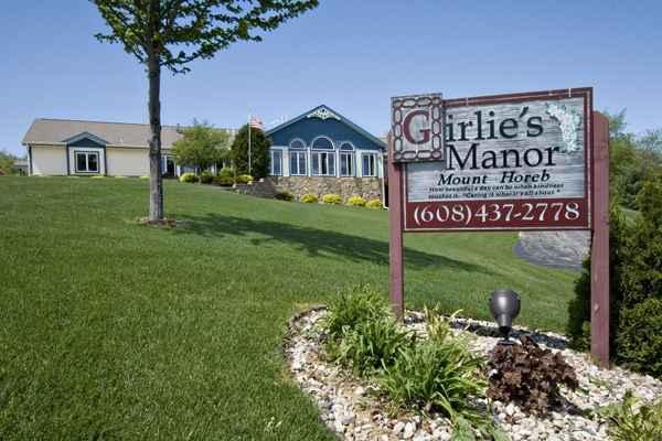 Girlie's Manor in Mount Horeb, WI
