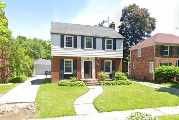 Robertson Home 1 - Detroit, MI