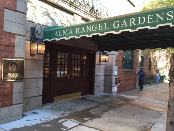 Alma Rangel Gardens - New York, NY