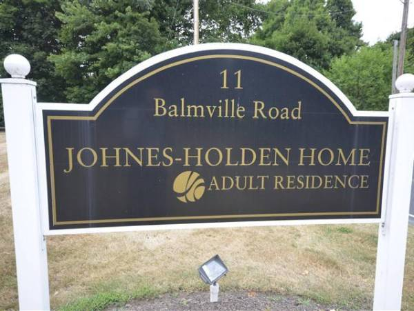 Johnes-Holden Home - Newburgh, NY