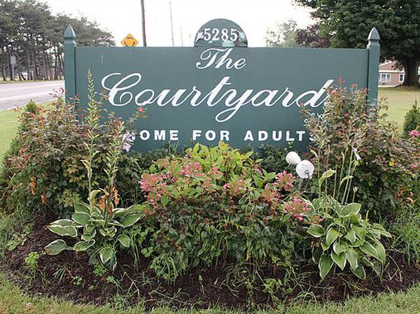 The Courtyards Adult Care Facility - Hamburg, NY