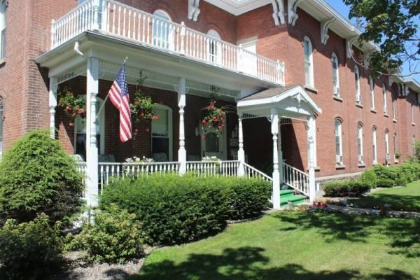 The Farrar Home - Malone, NY