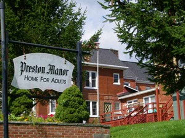 Preston Manor Home for Adults
