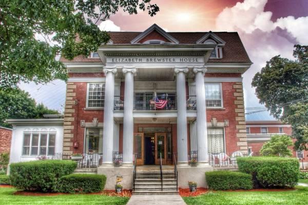 Elizabeth Brewster House - Homer, NY