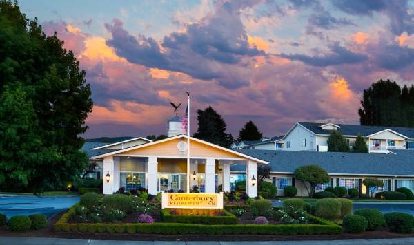 Canterbury Retirement Inn - Longview, WA