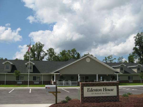Edenton House - Edenton, NC