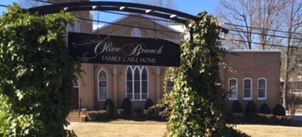 Olive Branch Family Care Home - Marshville, NC