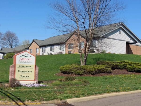 Amherst Meadows Care Center - Massillon, OH
