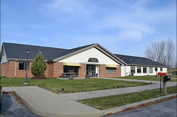 Fritz House - Paulding, OH